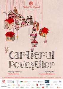 Cartierul Povestilor _ Teatrul Ion Creanga
