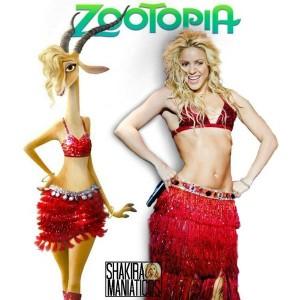 Shakira Gazella