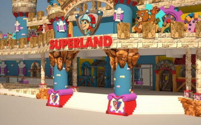 Superland Mall copii