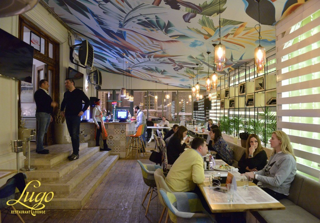 Lugo Restaurant Lounge
