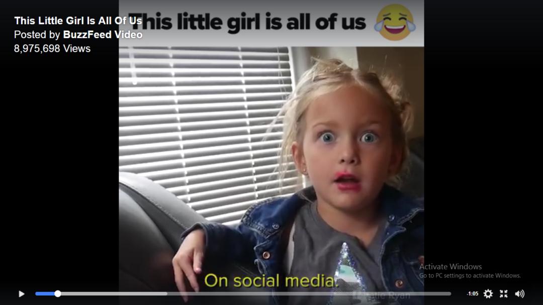 teatralizare ironică social media