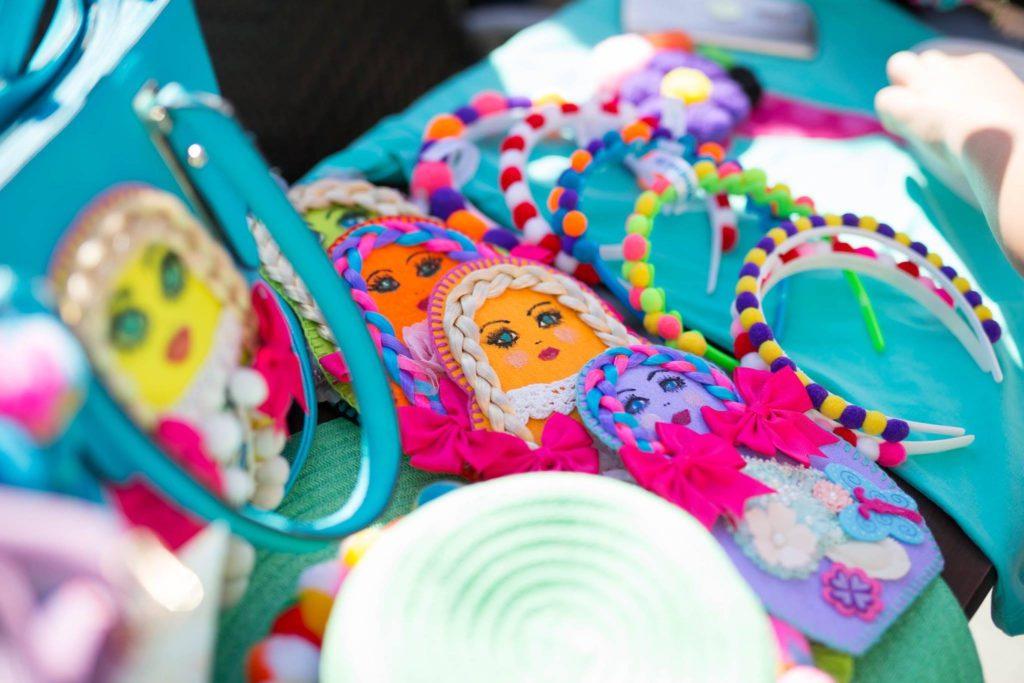 Gentuțe și accesorii copii - Carmenittta - BWFR