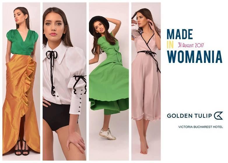 Mihaela Dulgheru - creații vestimentare pentru femeie - BWFR - Made in Womania