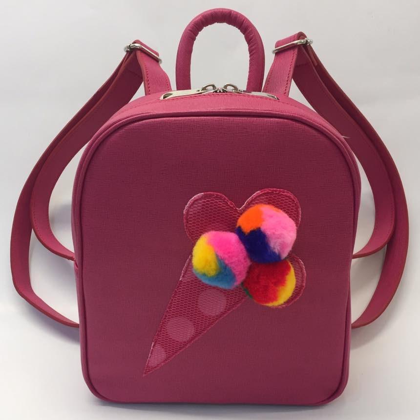 Carmenittta - rucsac roz fetițe