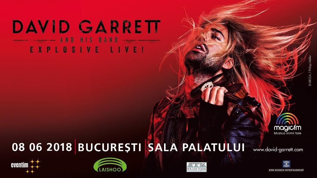 David Garrett_Explosive Live 2018