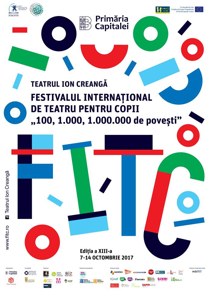 Festivalul de Teatru pentru Copii - Teatrul Ion Creangă 2017