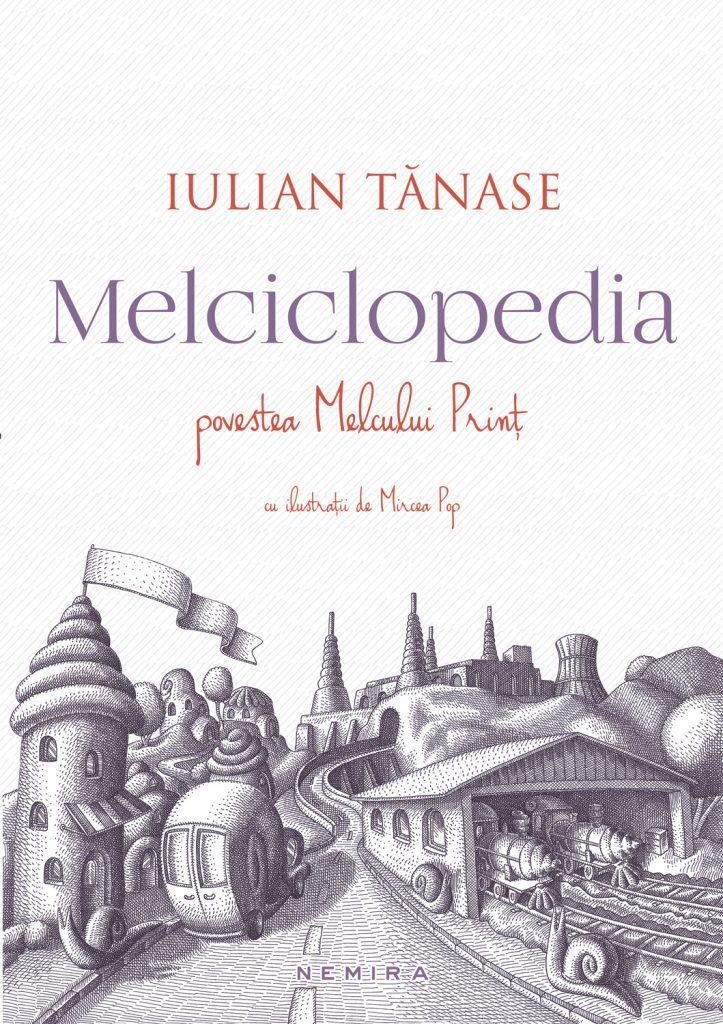 Iulian-Tanase-Melciclopedia-carte copii