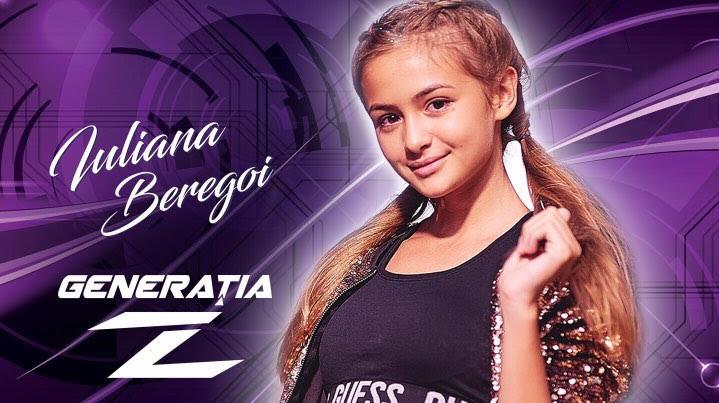 Iuliana Beregoi - Generația Z