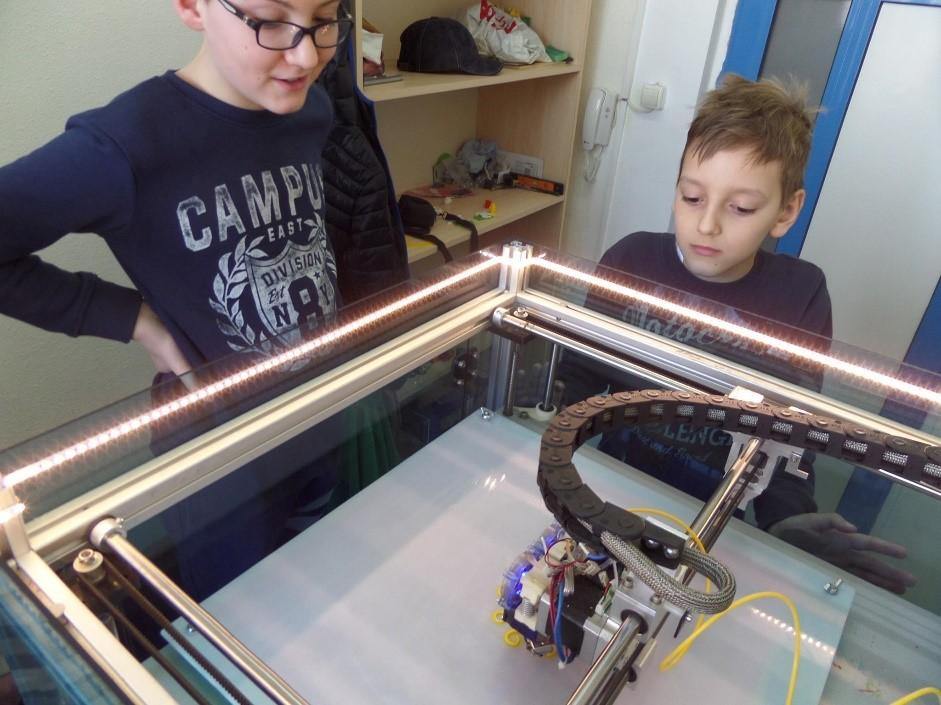 La imprimanta 3D- XColony