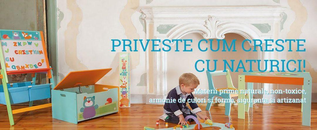 Naturici - magazin pentru copii