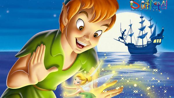 PETER PAN si Tinker BELL la Hotel IAKI