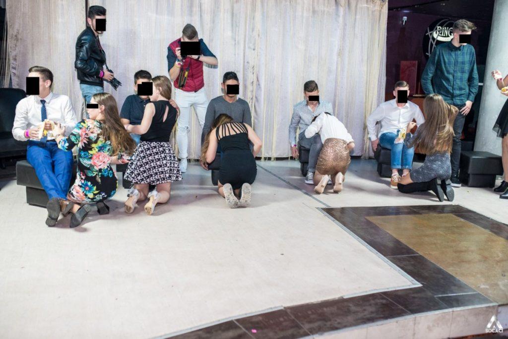 Proba Balul Bobocilor - Cluj