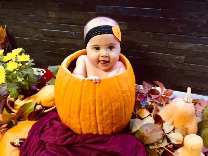 Trick or Treat! Halloween Baby - Tiffany