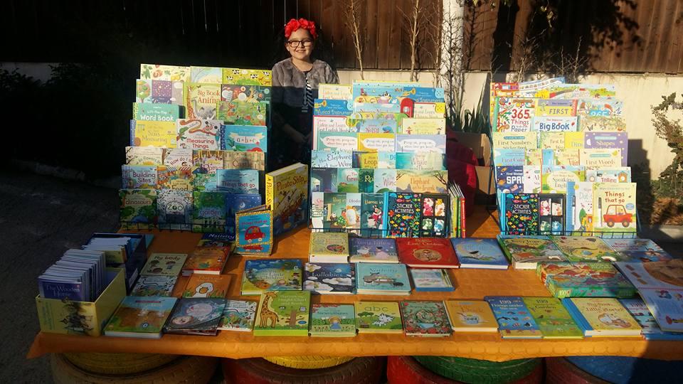 Carti Usborne_Magia cărților Usborbe - Mayas Amazing Bookland
