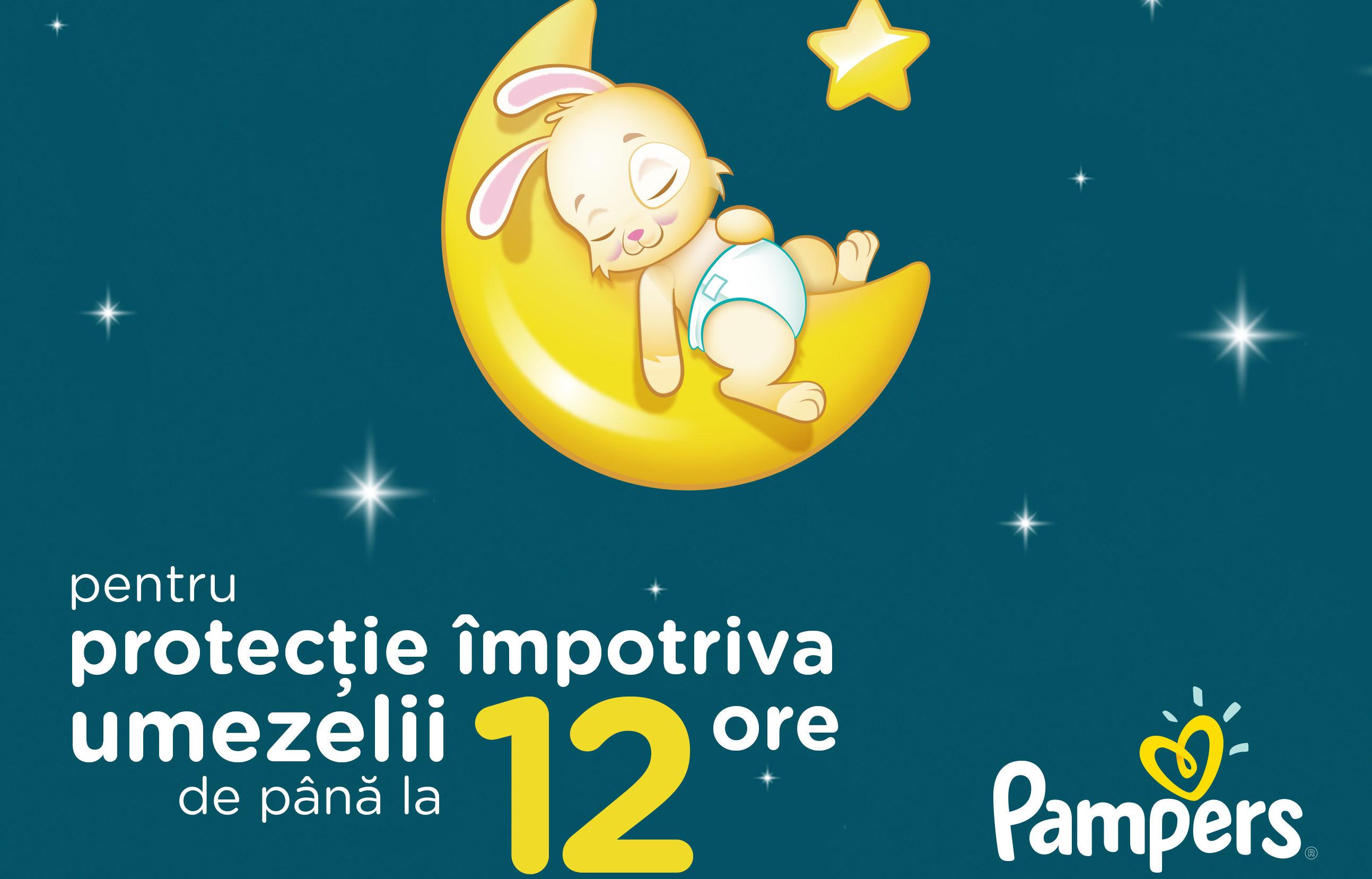 Pampers - Noapte bună grijilor