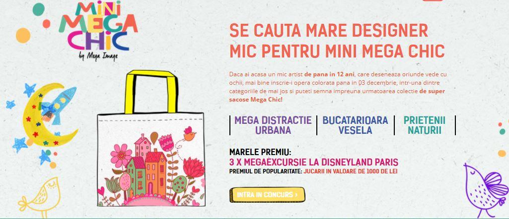 Se caută mare designer mic - Concurs Mini Mega Chic