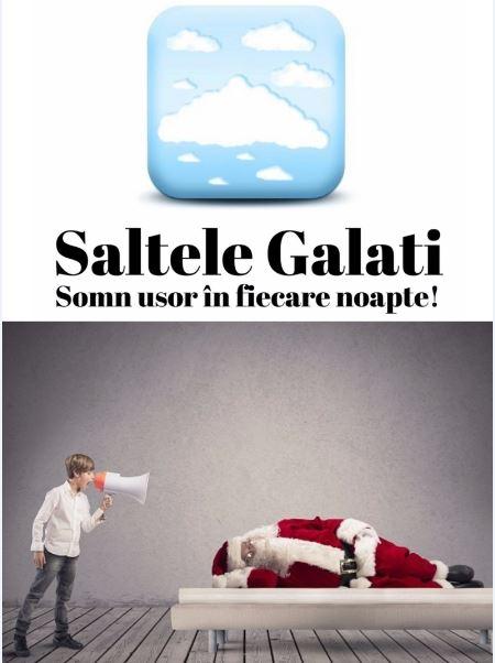 Saltele cu livrare - Galati