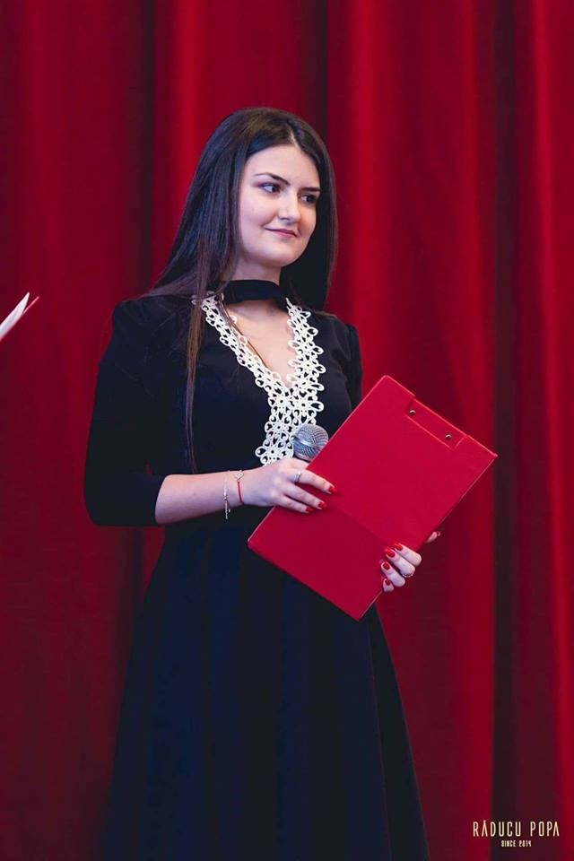 Bianca Maria Spînu - Galați - Concert caritabil
