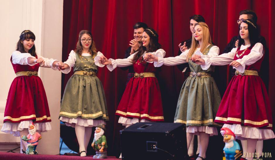 Eveniment caritabil organizat de tineri - Galați