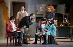 Mic actor la teatru- Tudor Roșu
