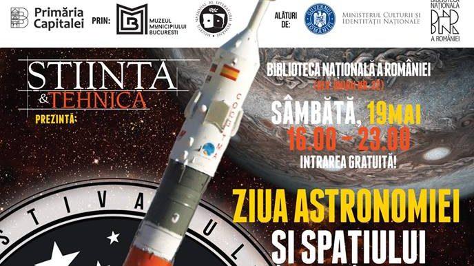 Astrofest 2018 - știință și tehnică