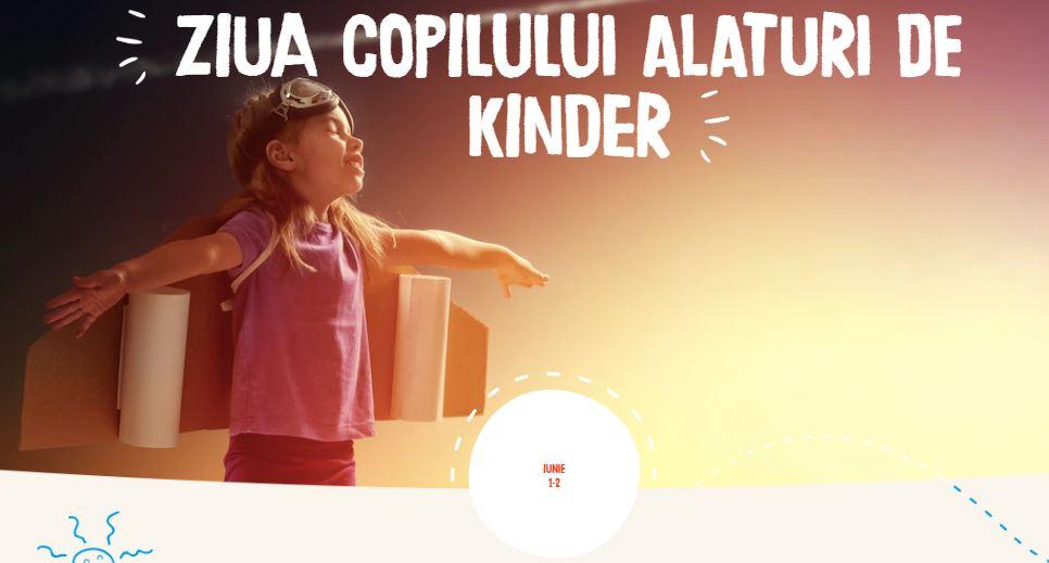 Kinder - Ziua Copilului