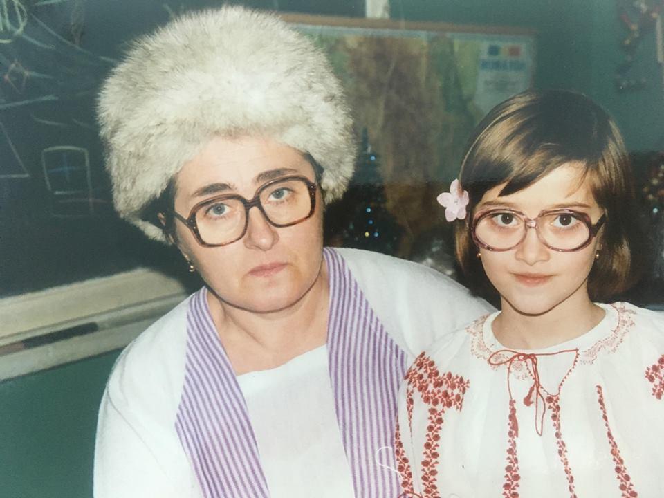 Cristina Stan - IE - Dna Învățătoare TALPEȘ NICOLETA