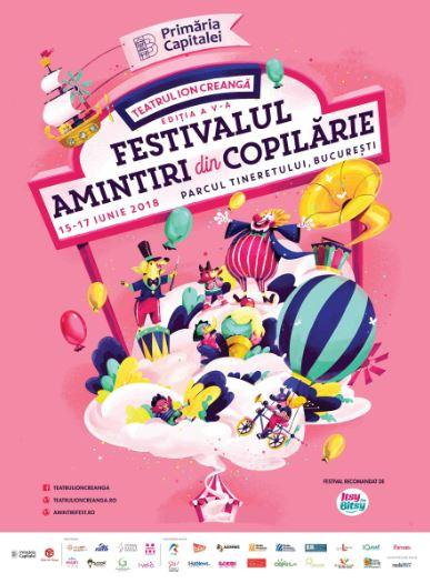 Festivalul Amintiri din copilărie - București