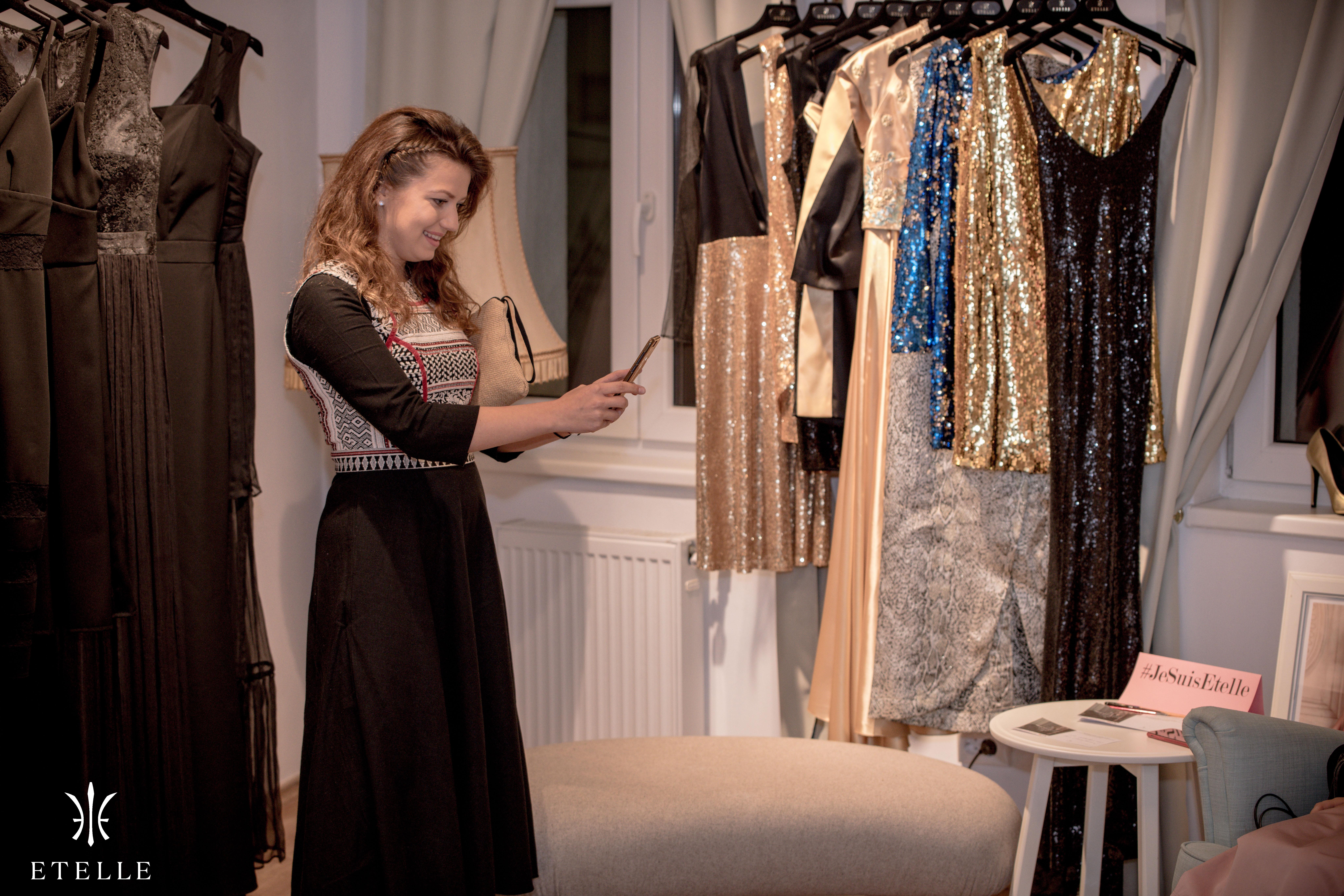 Fashion Brand - Etelle - București - Glamour Soiree a la Maison Etelle (5)
