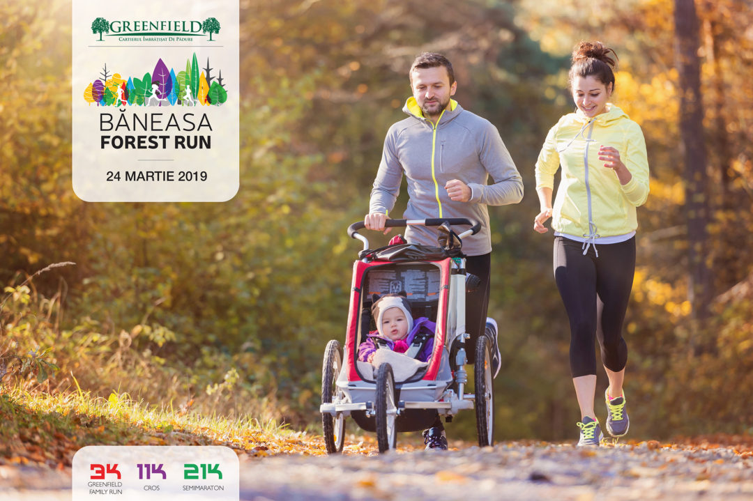 Greenfield Family Run @Băneasa Forest Run.