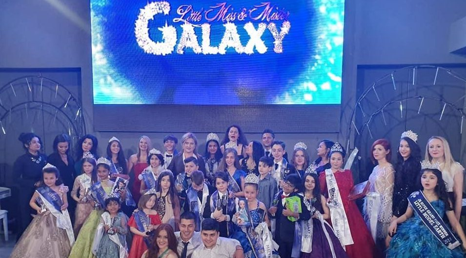 Little Miss & Mister Galaxy, în Bulgaria