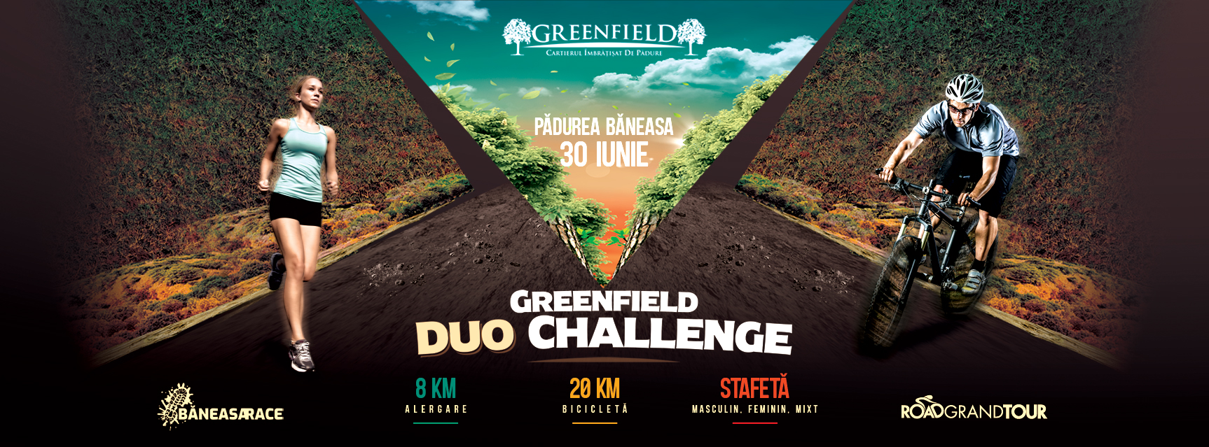 Greenfield DUO Challenge