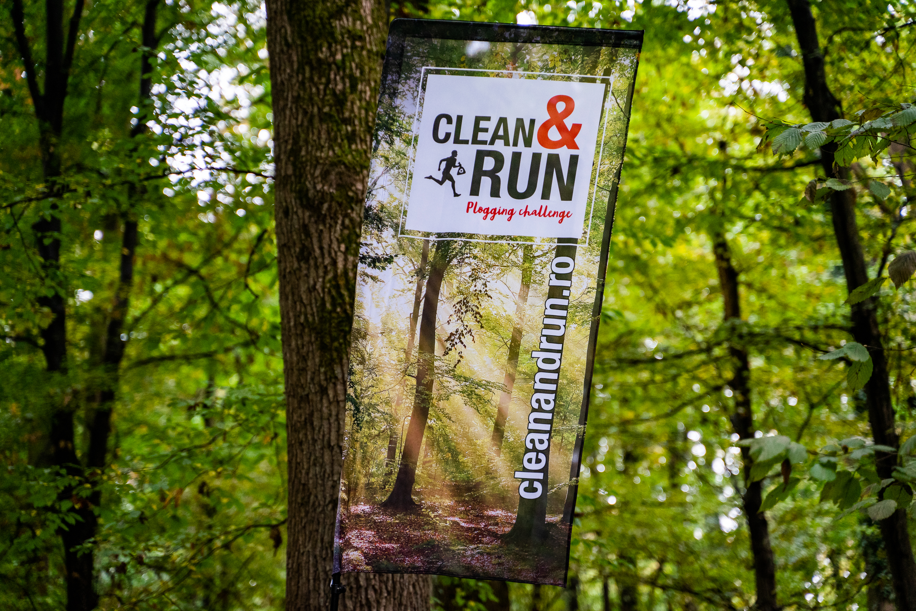 Clean and Run - Plogging by Greenfield