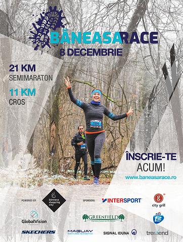 Afis Băneasa Race