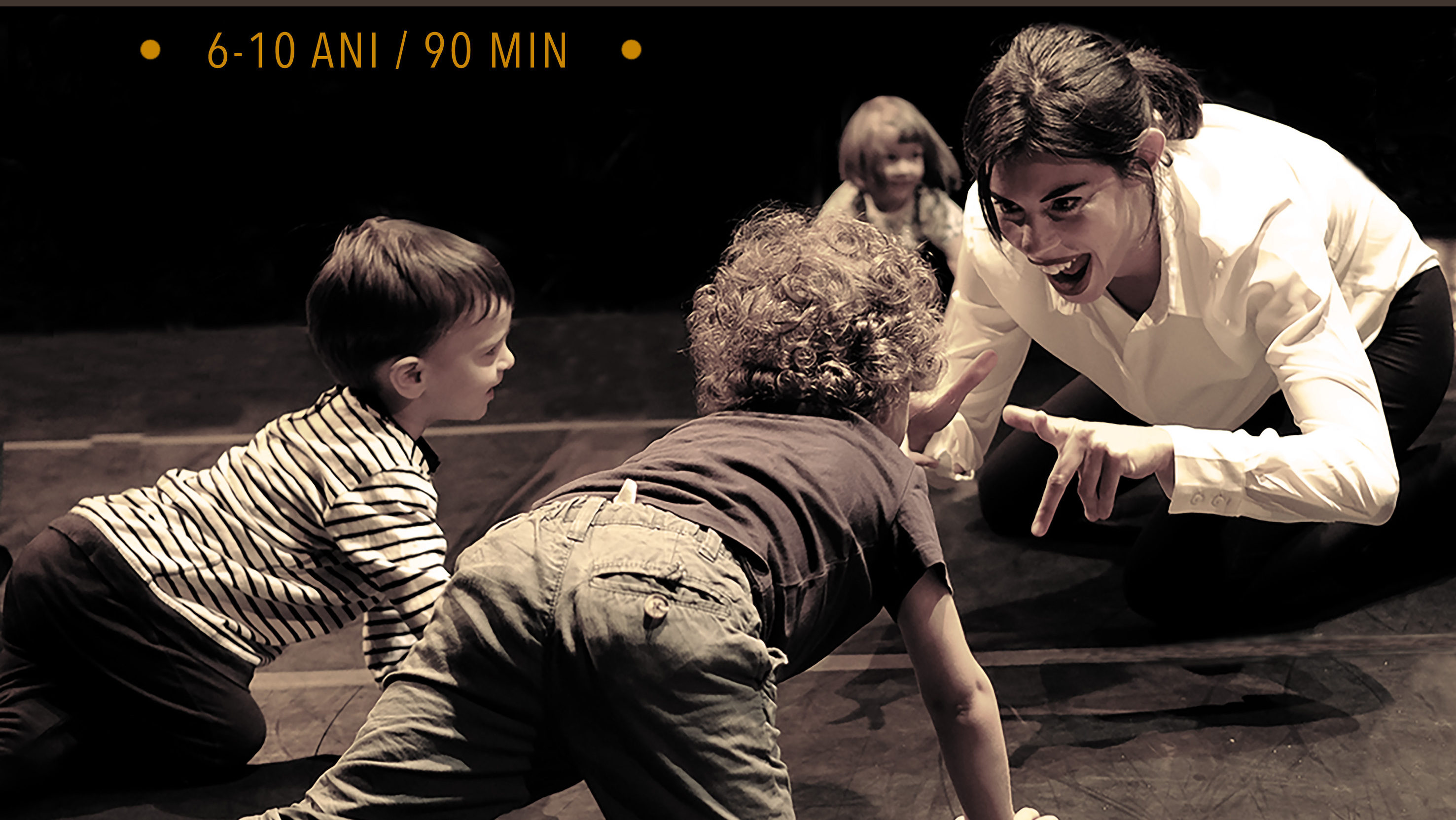 De-a parintii si copiii _ Teatrul Ion Creanga